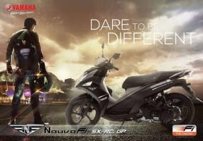 Скутер Yamaha Nouvo FI 2016