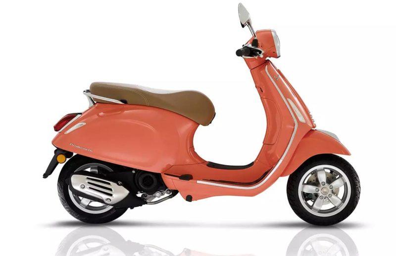 Скутер Vespa Primavera